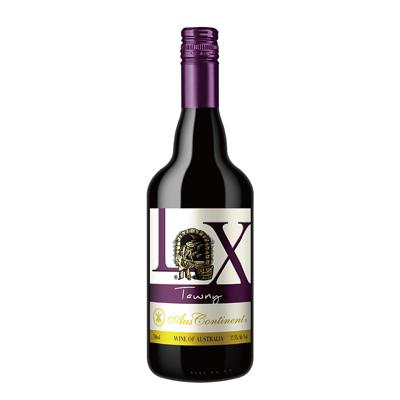 澳大利亚南澳产区澳洲大陆酒庄LX 托尼波特酒