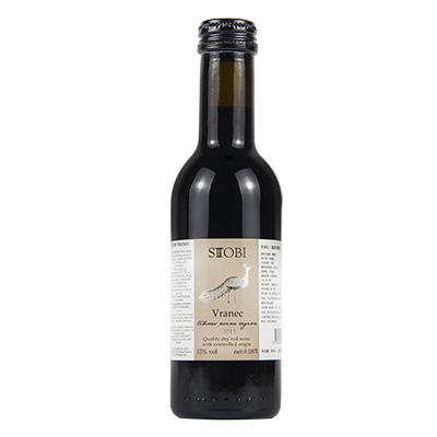 北马其顿斯多比酒庄韵丽A级干红葡萄酒187ml