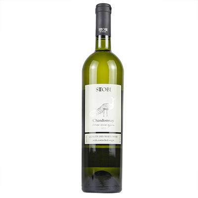 北马其顿斯多比酒庄霞多丽A级干白葡萄酒