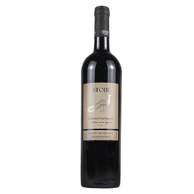北马其顿斯多比酒庄赤霞珠A级干红葡萄酒