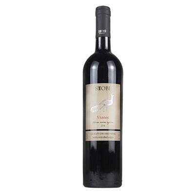 北马其顿斯多比酒庄韵丽A级干红葡萄酒