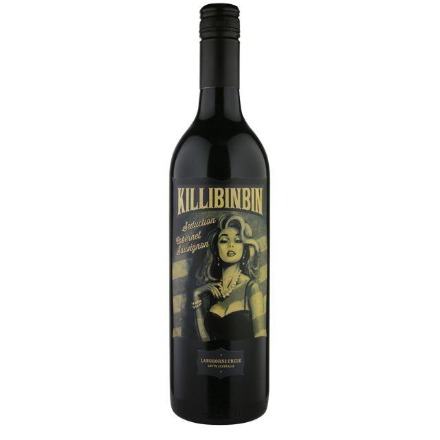 奇乐缤缤魅惑赤霞珠红葡萄酒