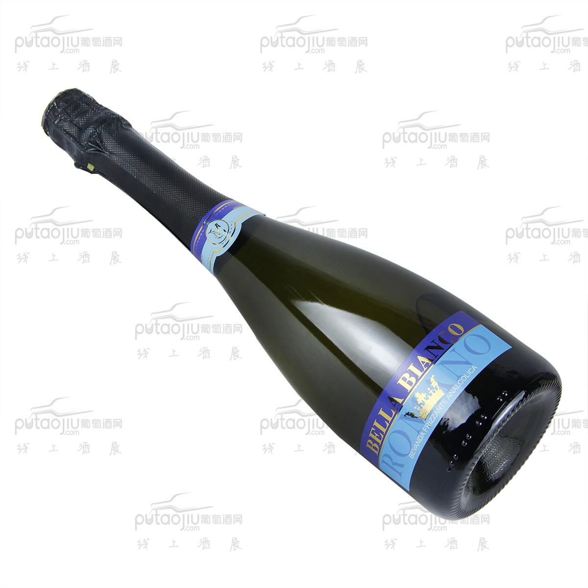 意大利艾米利亚万多酒庄大罗马莫斯卡托VDT起泡白葡萄汁饮料