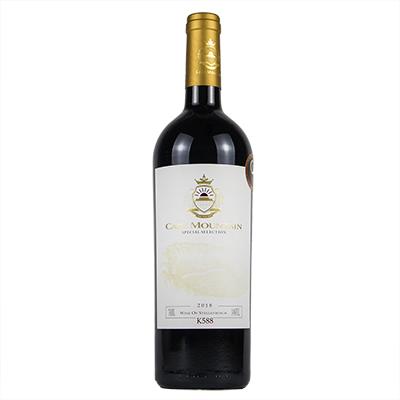 南非开普山酒庄西拉K588中等级别干红葡萄酒