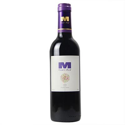 曼年红·西拉干红葡萄酒
