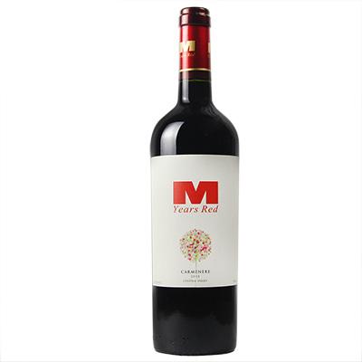 曼年红·佳美娜干红葡萄酒