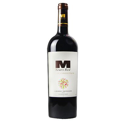 智利空加瓜谷希赫酒庄曼年红·赤霞珠家族珍藏级干红葡萄酒
