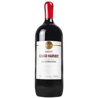 澳大利亚西斯寇特大丰收混酿畅饮干红葡萄酒1500ml