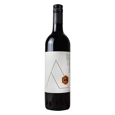 澳大利亚兰好乐溪安柏两河西拉安格斯干红葡萄酒