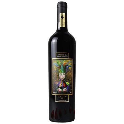 澳大利亚南澳酒满酒庄魅桀赤霞珠K干红葡萄酒