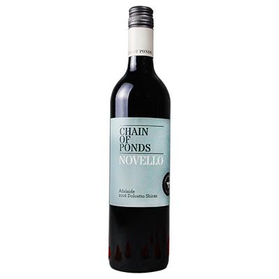 澳大利亚阿德莱德庞德酒庄西拉多姿桃诺威灰标干红葡萄酒