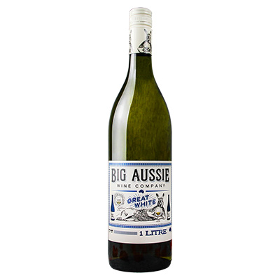 澳大利亚南澳澳思酒庄混酿蓝袋鼠干白葡萄酒