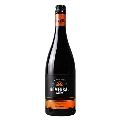 澳大利亚巴罗萨山谷哥默诵酒庄西拉庄园干红葡萄酒