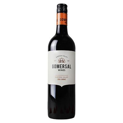 澳大利亚巴罗萨山谷哥默诵酒庄西拉干红葡萄酒