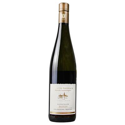 德国莱茵高埃伯巴赫酒庄雷司令柏肯园VDP一级园干白葡萄酒