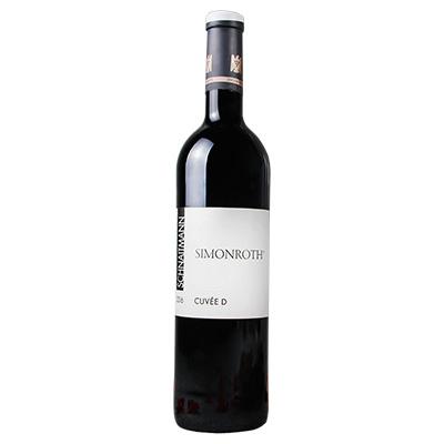 西蒙罗斯园特酿D干红葡萄酒