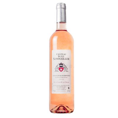 法国普罗旺斯小索纳勒AOC桃红葡萄酒