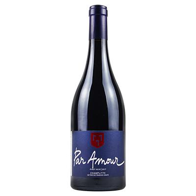 法国尚普利特帕图里亚酒庄黑皮诺以爱之名IGP干红葡萄酒