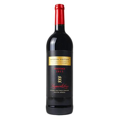 猎豹庄特别版皮诺塔齐红葡萄酒