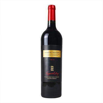 猎豹庄特别版红葡萄酒