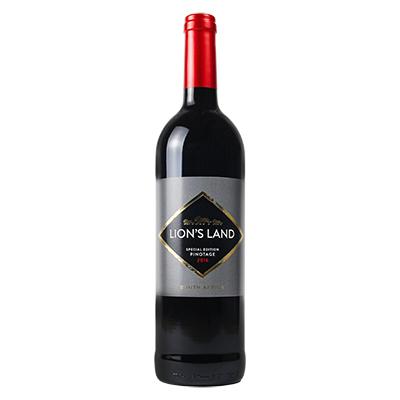 南非西开普省猎豹酒庄金狮园皮诺塔齐特别版干红葡萄酒