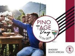 猎豹酒庄 | 2019/10/12 南非皮诺塔齐日!