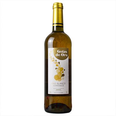 西班牙里奥哈巴厘欧兄弟酒联盟庄园维奥娜金滴Doca Joven半甜白葡萄酒