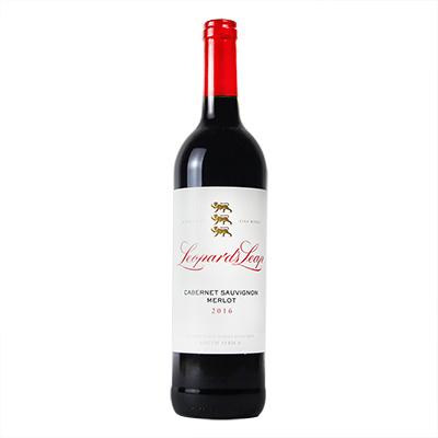 南非西开普猎豹酒庄赤霞珠美乐干红葡萄酒