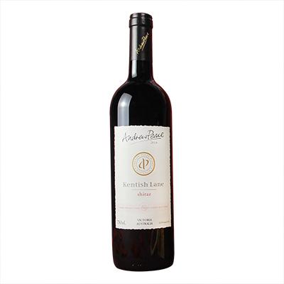 澳大利亞安德魯皮士酒莊肯特萊恩西拉干紅葡萄酒紅酒