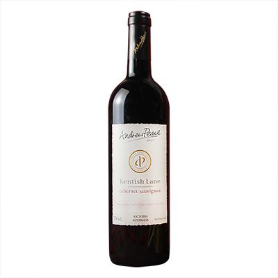 澳大利亚安德鲁皮士酒庄肯特莱恩赤霞珠干红葡萄酒