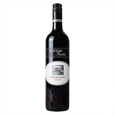 澳大利亚东南澳伯顿酒庄西拉酿酒师(升级版高瓶螺旋盖)干红葡萄酒
