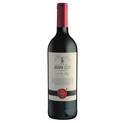 南非西開普獵豹酒莊1659混釀貴族干紅葡萄酒