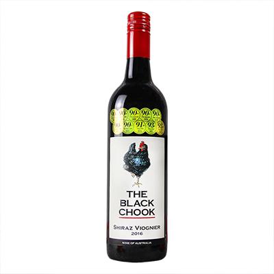 澳大利亞麥克勞倫谷潘尼斯山莊金雞獨立西拉維歐尼混釀干紅葡萄酒