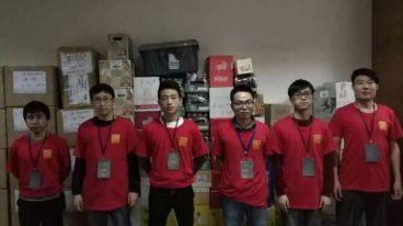 广州Interwine来了!融汇仓储将一站式服务进行到底!