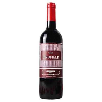 澳大利亚南澳林德菲尔德西拉干红葡萄酒