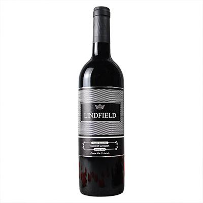 澳大利亚南澳林德菲尔德赤霞珠干红葡萄酒红酒