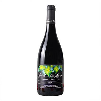 澳大利亚南澳林德菲尔德丛林系列赤霞珠西拉干红葡萄酒红酒