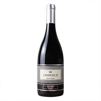 澳大利亚巴罗萨河地林德菲尔德西拉赤霞珠混酿干红葡萄酒红酒