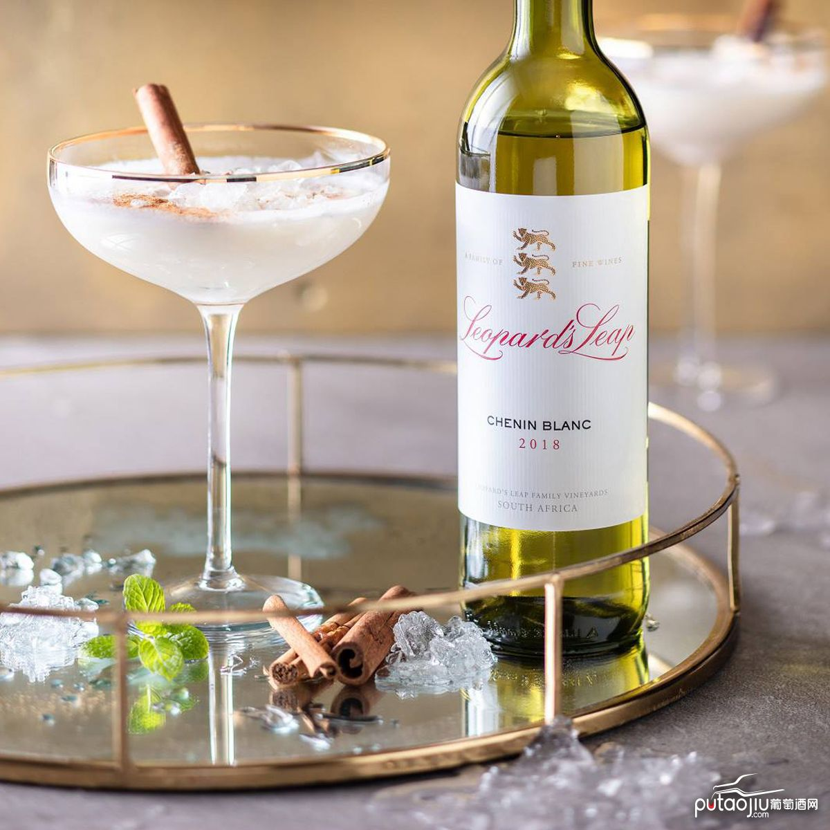 南非西开普猎豹酒庄白诗南干白葡萄酒