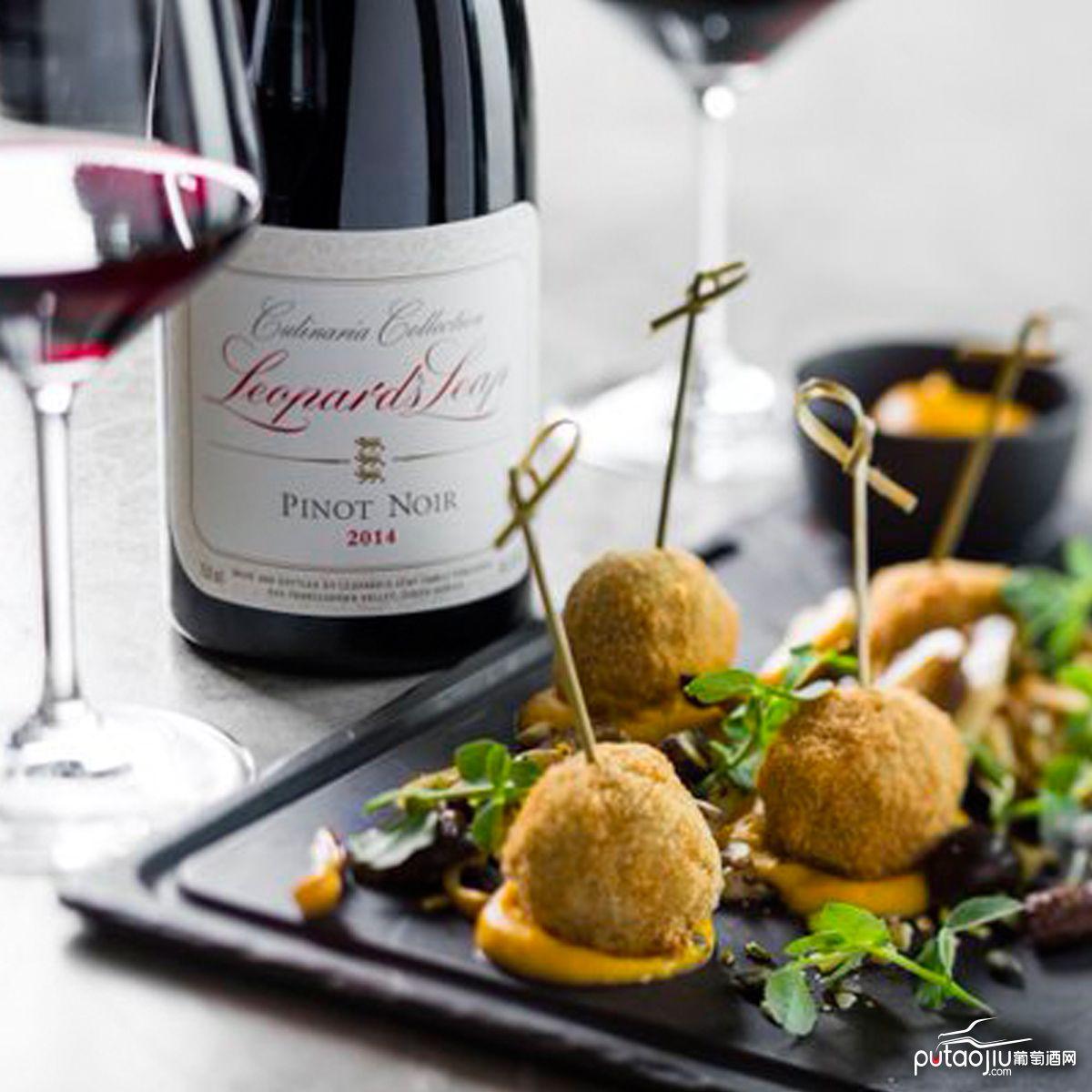 南非西开普猎豹酒庄黑皮诺悦食干红葡萄酒