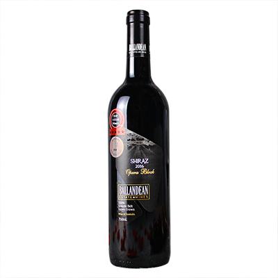 澳大利亚格兰纳特贝尔巴伦丁酒庄色拉子干红葡萄酒