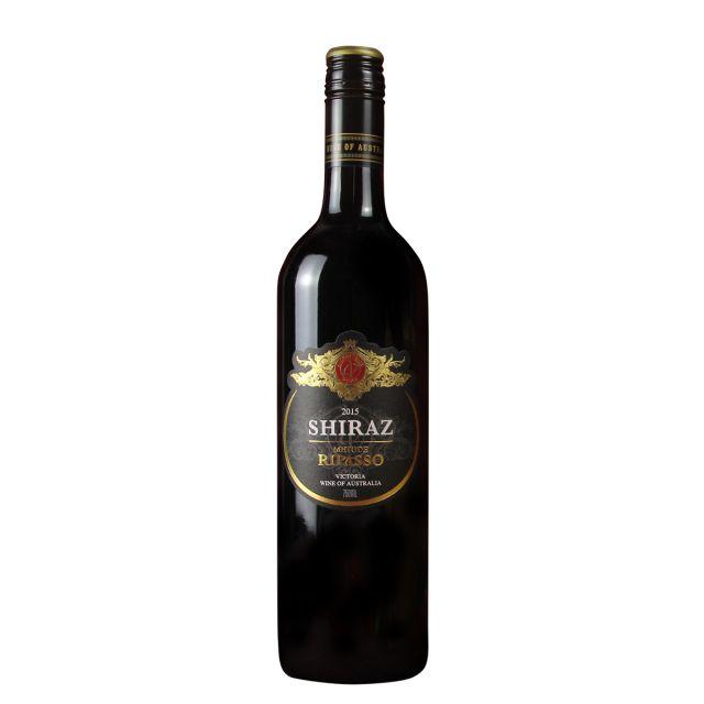 澳大利亞維多利亞安德魯皮士酒莊西拉子利帕索干紅葡萄酒紅酒