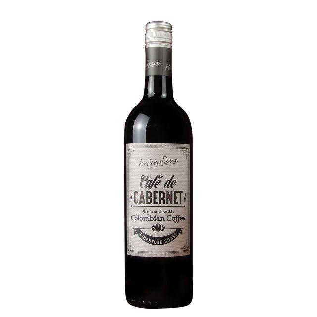 澳大利亞南澳安德魯皮士酒莊赤霞珠咖啡干紅葡萄酒紅酒