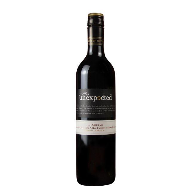 澳大利亚维多利亚安德鲁皮士酒庄西拉子意想不到干红葡萄酒