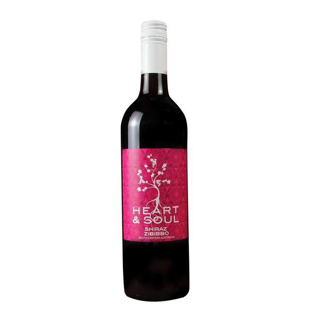 澳大利亚维多利亚安德鲁皮士酒庄心灵西拉子泽比波甜红葡萄酒