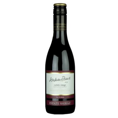 澳大利亚维多利亚安德鲁皮士酒庄西拉子干红葡萄酒375mL