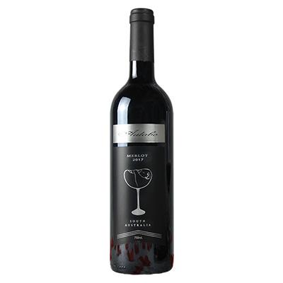 澳大利亚南澳多米尼克酒庄澳莱宝梅洛干红葡萄酒