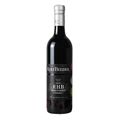 澳大利亚巴罗萨山谷罗夫宾德酒庄西拉RHB珍藏干红葡萄酒