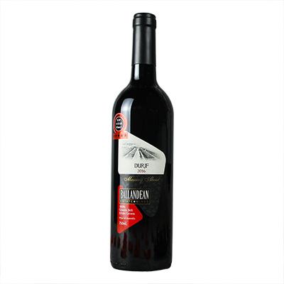 澳大利亚格兰纳特贝尔巴伦丁酒庄杜瑞夫干红葡萄酒