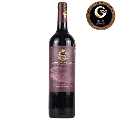 南非开普山酒庄品诺塔琪K688高端级别干红葡萄酒